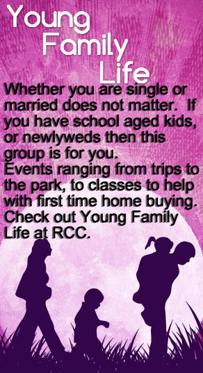 Family Values Website Sidebar